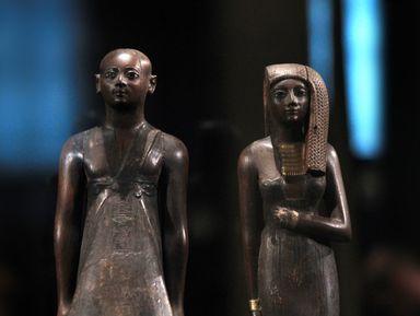 Квест для детей вПушкинском музее: загадки Древнего Египта