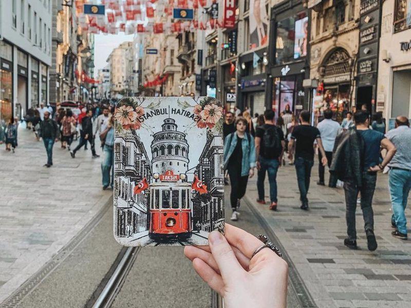 Экскурсия Ивсё это— Стамбул!