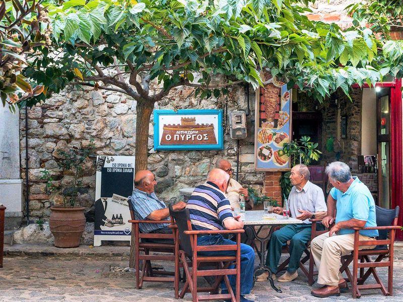 Экскурсия Что едят греки? Гастро-прогулка вАфинах