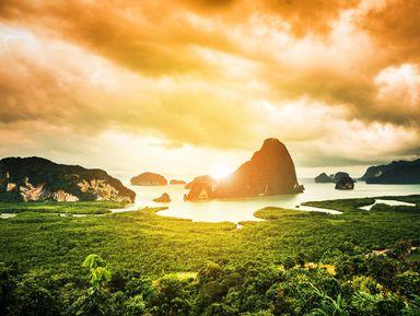 Чудеса провинции Пханг Нга
