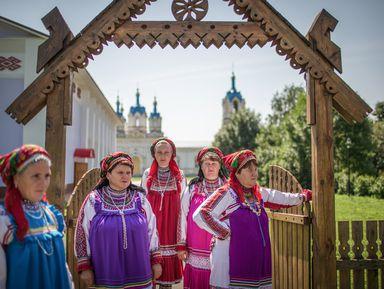 Старая Теризморга— заповедник мордовской культуры