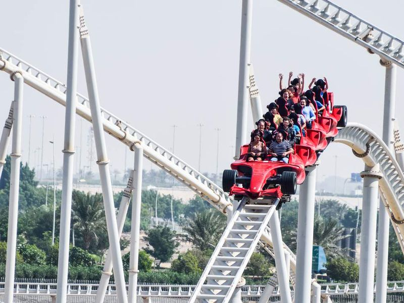 Экскурсия Парк развлечений «FerrariWorld»