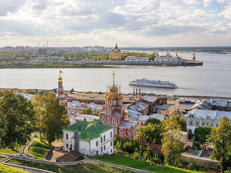 Здравствуй, Нижний Новгород!
