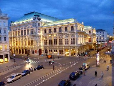 Лучшие места и истории Вены