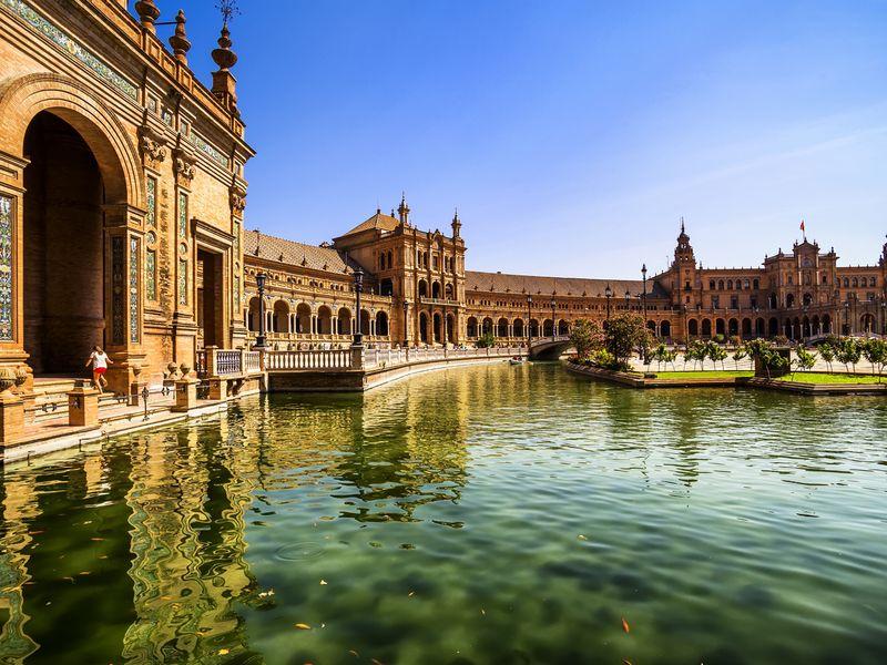 Путешествие из Малаги в Севилью