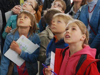 Ищем тишину на Тверской. Экскурсия для детей