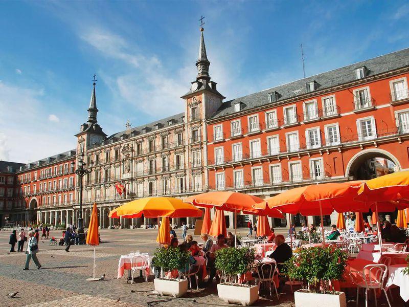 Экскурсия Мадрид — мозаика историй и легенд