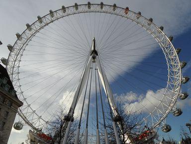 Знаменитые места Лондона с Темзы
