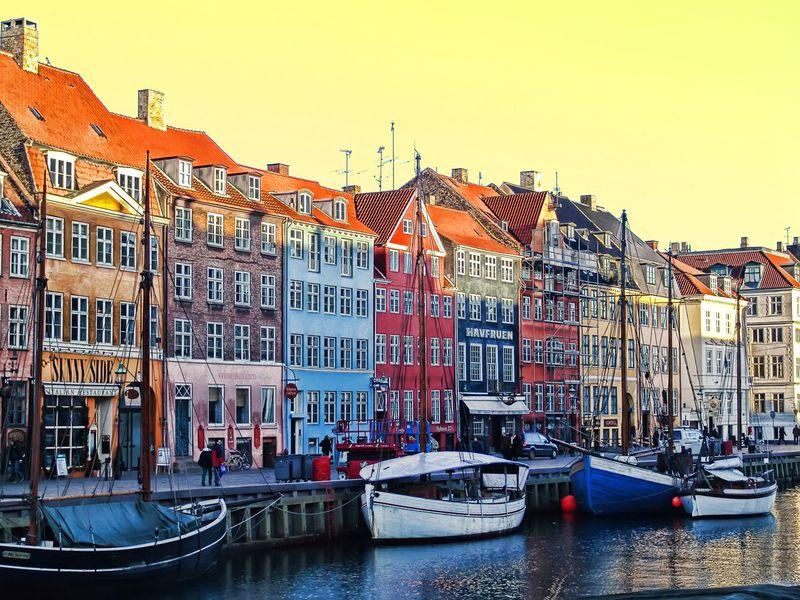 Экскурсия Знакомьтесь, Копенгаген!