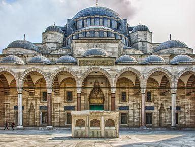 Весь Стамбул за5часов