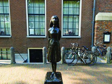 Еврейский Амстердам с посещением музея Анны Франк