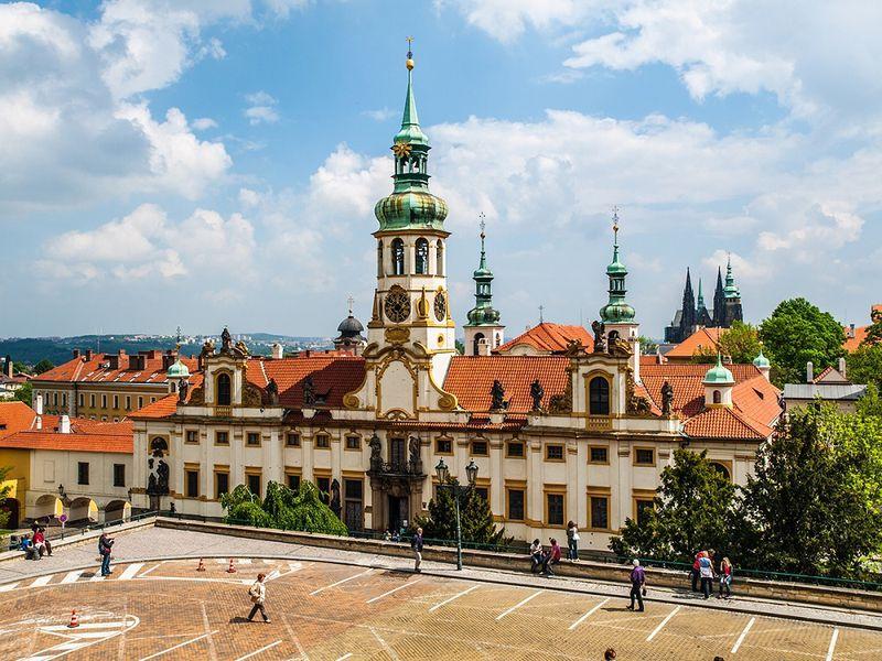 С чего начиналась Прага