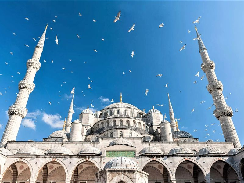 Экскурсия Классический Стамбул