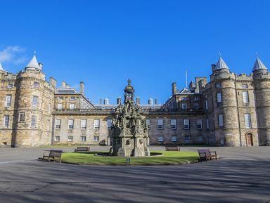 Эдинбург и его замок: обзорная прогулка