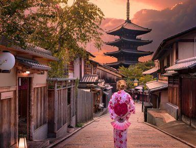 Культовые памятники Киото