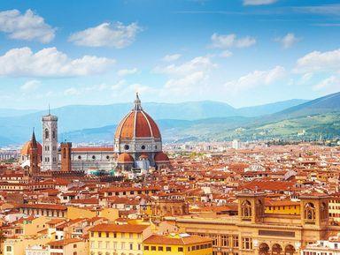 Флоренция как на ладони