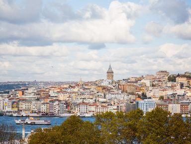 Фотосессия в историческом центре Стамбула
