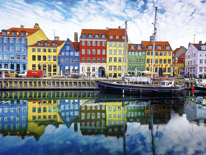 Экскурсия Первый день в Копенгагене