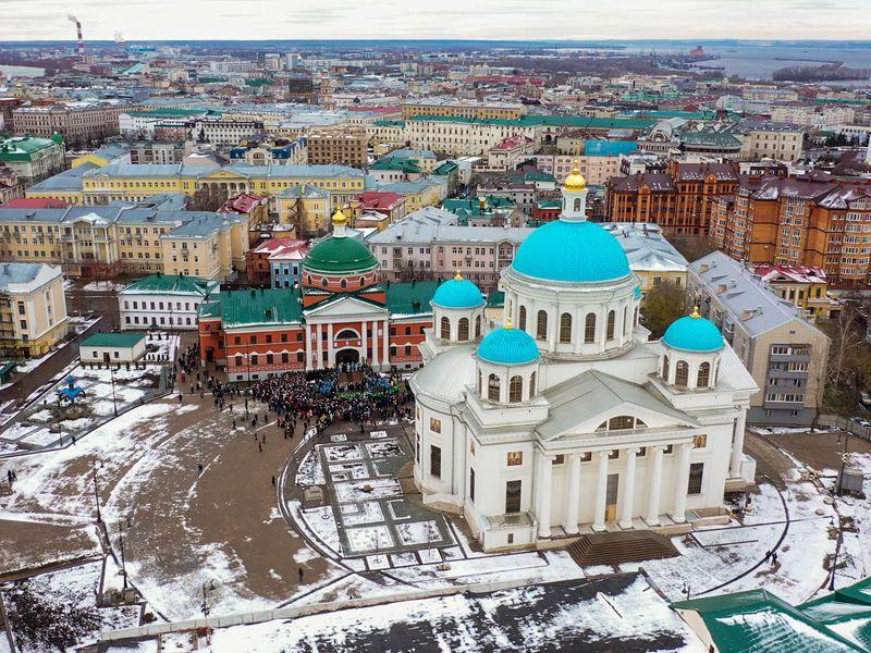 Знакомство с Казанью: Кремль, главные символы и татарская кухня