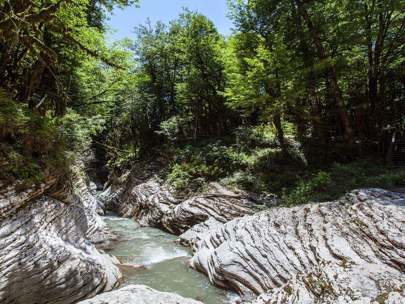 Джип-тур по каньонам Псахо