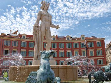 Экскурсия в Ницце: Ницца La Bella — обзорная экскурсия