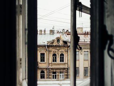 Ленинградские коммуналки— снаружи иизнутри