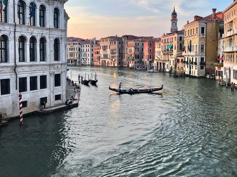 Фото: Первое знакомство с Венецией