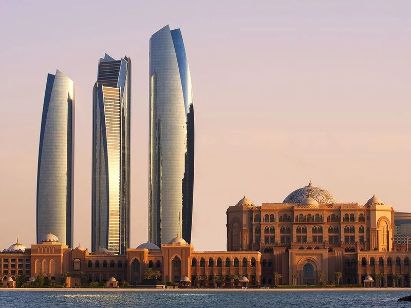 Экскурсия Абу-Даби— Манхэттен Ближнего Востока