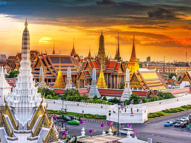 Экскурсия Все краски Бангкока