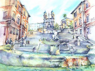 Рим для своих, или что скрывает Вечный город