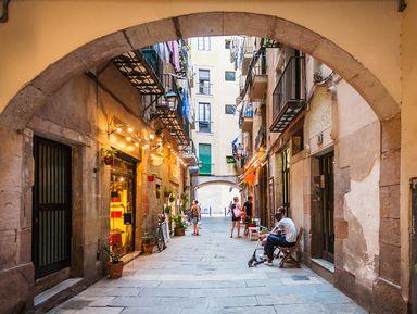 Барселона — любовь с первого взгляда