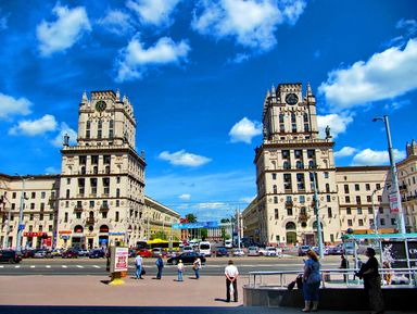 Экскурсии и гиды - Минск