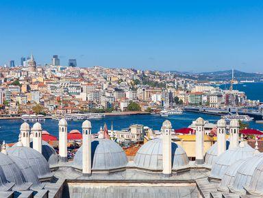 Стамбул для транзитных пассажиров