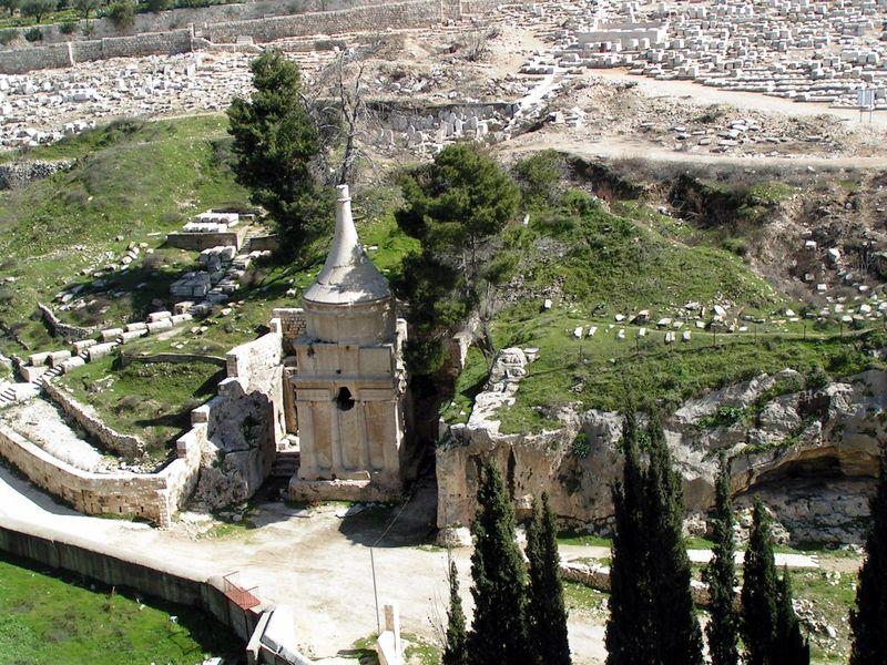 Экскурсия Некрополис Иерусалима