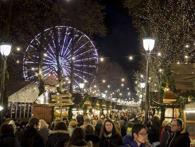 Рождество в норвежской столице