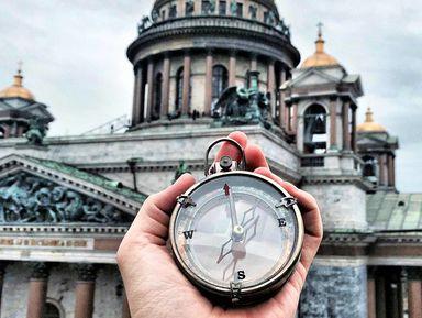 """Экскурсия """"Весь мир в Петербурге"""": фото"""