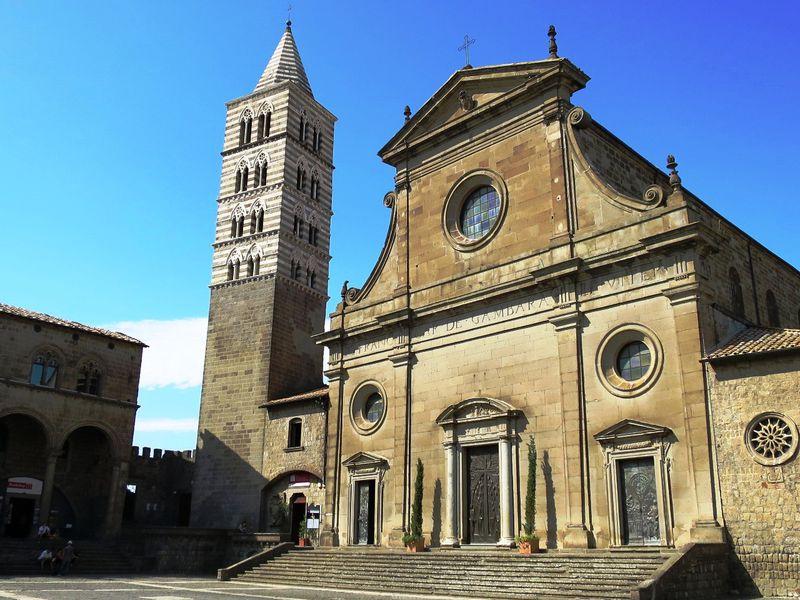 Экскурсия Прогулка по Витербо и Папские термы за один день