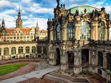 Прогулка по старому Дрездену