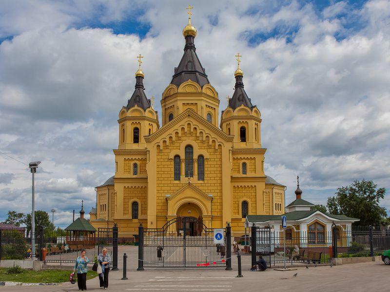 История Нижнего Новгорода за 3 часа на авто