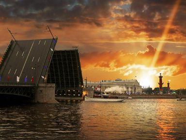 """Экскурсия """"Разводные мосты глазами петербуржца"""": фото"""