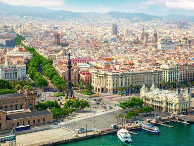 Визитные карточки Барселоны