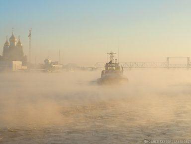 Архангельск —первое окно России в Европу