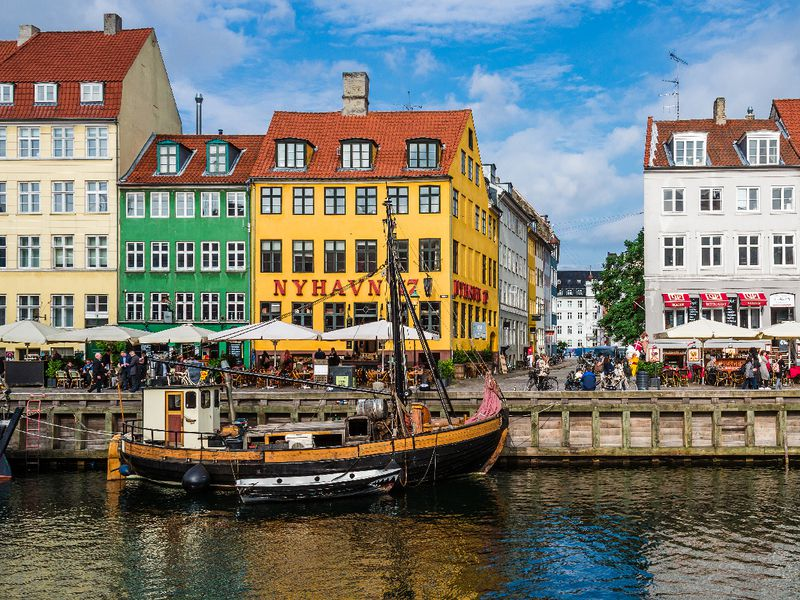 Экскурсия Классический Копенгаген на автомобиле
