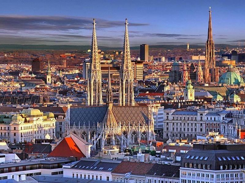 из Уфы в Вену