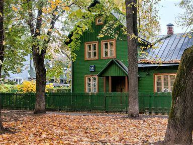 Поселок художников наСоколе: город-сад или сны очем-то большем