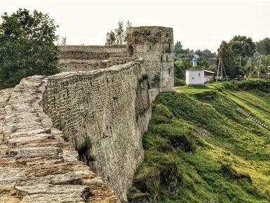 Изборск и Псково-Печёрский монастырь: путешествие в древность