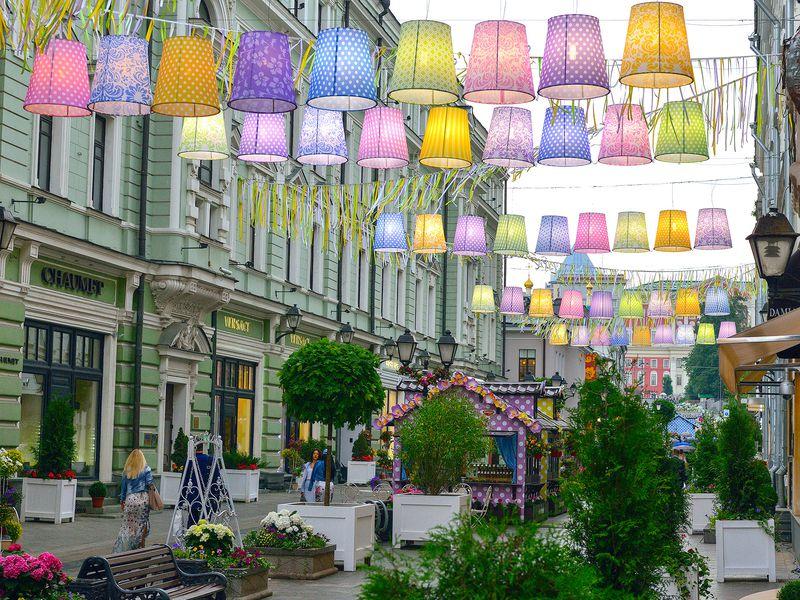 Экскурсия «Островок Парижа» вМоскве иокрестности