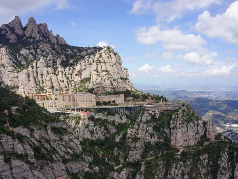 Экскурсия За чудесами к Черной деве на гору Монсеррат