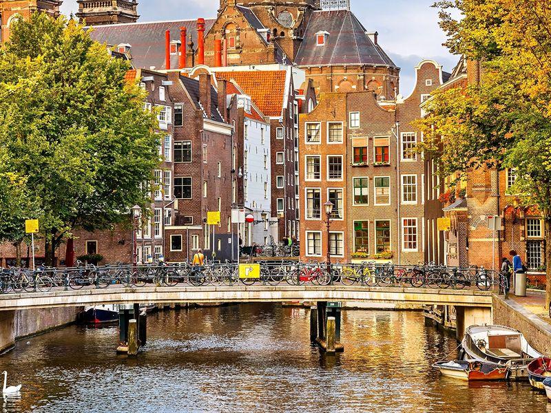 Экскурсия Сказочный Амстердам