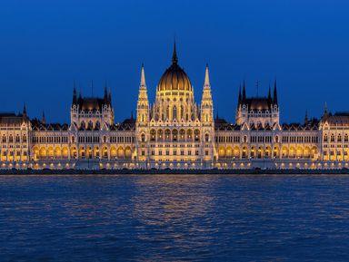 Будапешт — по следам империи